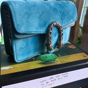 Gucci Dionysus Super mini velvet (look alike)